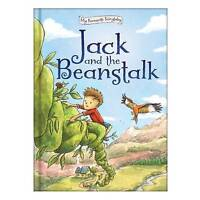 Milly & Flynn My Favourite Fairytales Jack and the Beanstalk Storybook, Filipek,