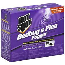 Hot Shot Bedbug - Flea Fogger 3 ea