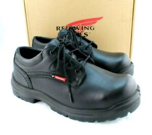 New RED WING King Toe 6633 Size 10 D Steel Toe EH Men's Work Shoes RETAIL $154