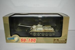 Dragon Armor SU-100 7th Mechanized Corps Hungary 1945 Tank 1:72 MIB