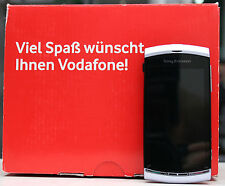 Sony Ericsson  Vivaz - Moon Silver (Vodafone) Smartphone