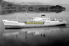 mc1871 - Port Line Cargo Ship - Port Nelson , built 1951 - photo 6x4