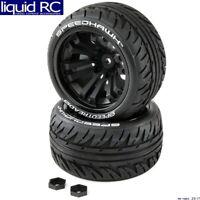 Duratrax C2900 SPEEDTREADS Speedhawk 1/10 ST/MT Tires MNTD 2