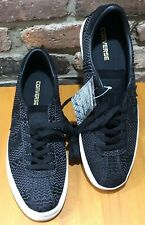 Converse Breakpoint Ox Mens Size 11 Black Knit Pattern 151313C $68