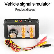 Car Repair Tester Signal Simulator Analog Adjustable Resistor + Sensor Universal