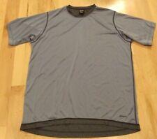Patagonia Capilene Men's Blue Short Sleeve Shirt Size L