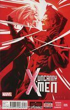 Uncanny X-Men #35 Comic Book 2015 - Marvel
