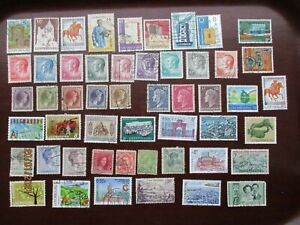50  LUXEMBOURG  STAMPS