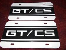 1968 2007 2008 2009 2010 2011 2012 2013 2014 2015 MUSTANG GT/CS LICENSE PLATES