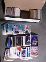 Lot of 600+ Late 1980s to 1993 Baseball Star and HOF Cards Minor Rookies