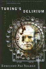 Turing's Delirium, Paz Soldan, Edmundo  Book