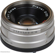 *NICE* Carl Zeiss Sonnar T* G 35 mm F/2 Lens for Contax