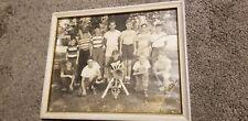 VINTAGE PHOTO 1950s Little League Youth Boys BASEBALL TEAM PEN RYN DAY CAMP PA b