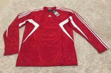 Adidas Euro Club L/S Basketball Langarm Trikot, Herren, Größe M, NEU mit Etikett
