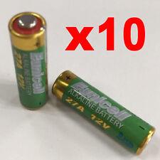 PER 10 12V BATTERIE 27A-MN27 PILE RADIOCOMANDI A DIAMETRO 7,5 mm GIOCATTOLI cn
