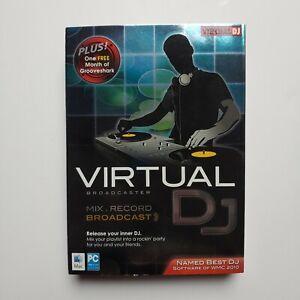 Encore Virtual Dj Broadcaster (Retail) - Full Version for Mac, Windows 26630