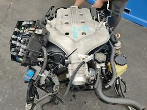 Holden Commodore 3.6 LY7 Engine VE 08/2006-04/2013