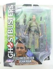 Ghostbusters Select 7 Inch Action Figure | Slimed Peter | Damaged Box