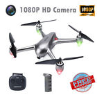 B2SEGPS 5G FPV RC Drone with 1080PHD Camera Brushless Quadcopter for Beginners
