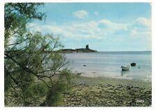 """saint-vaast-la-hougue  le port de la hougue  vue de la baie du """"cul de loup"""""""