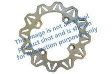 Ajuste YAMAHA XQ 125/150 N Maxster 01 > 03 EBC VR de acero sólido de disco de freno trasero