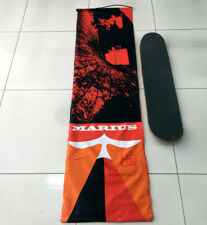 Habitat Skateboards Marius Syvanen Double Sided RARE Banner