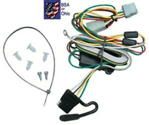 Trailer Hitch Wiring Harness For Chevrolet Venture 1997 1998 1999 2000 2001 2002