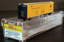 Micro-Trains Mtl Z-Scale 51ft Mechanical Reefer Western Fruit Express/Gn #800