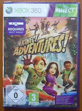 Kinect Adventures! (requiere sensor Kinect) Xbox 360 Pal-España NUEVO A ESTRENAR