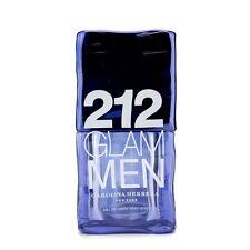 Carolina Herrera 212 Glam Men EDT Spray 100ml Men's Perfume