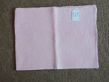 10% Off Weeks Dye Works 35 count Hand-dyed Linen - Blush