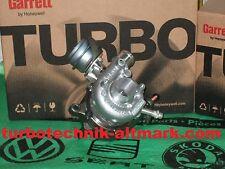454183-5004S Originaler Garrett Turbolader Ford Galaxy VW Sharan Seat Alhambra