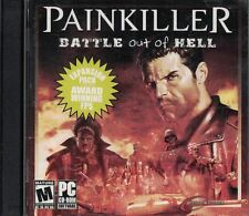 Painkiller: Battle Out of Hell PC, 2004 Rated M DreamCatcher