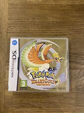 Pokemon Heartgold Version Nintendo Ds Game