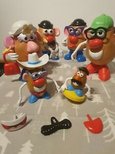Playskool Mr & Mrs Potato Head Bundle Figures