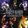 """(15) Marilyn Manson & The Spooky Kids –""""Live""""- ILLUSION CD 2002- New CD 2003"""