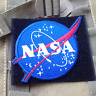 USA Space Agency PATCHES NASA Space Program EMBROIDERED Hook & Loop PATCH
