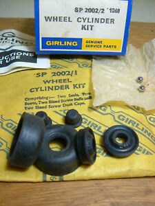 Girling OE Brake Wheel Cylinder Kit m021 Nash Metropolitan Standard 8 10 Pennant