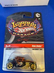 Hot Wheels Larry Garage Bone Shaker