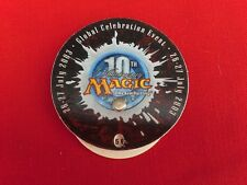 Tenth Anniversary Life Counter  Decima Edizione  MTG  Magic The Gathering