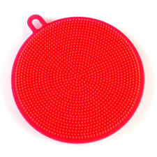 Multipurpose Antibacterial Silicone Smart Sponge Cleaning Dish Kitchen Supplies