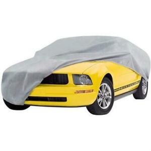 "Car Cover Semi-Custom CoverGuard Car Cover Grey Fits 13'-2"" - 14'-2"" Ford"