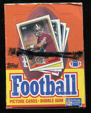1988 Topps Football unopened Wax Box 36 packs Bo Jackson ROOKIE?
