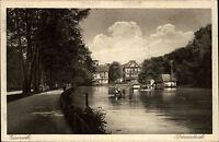 Eisenach Thüringen ~1920/30 Prinzenteich Teich Verlag Bruno Hansmann ungelaufen