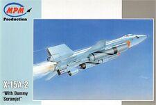 MPM 1/72 X-15A-2 with dummy Scramjet # 72562
