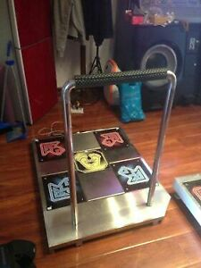 Pump it up / In The Groove/ DDR FULL METAL FRAME pad for PC USB
