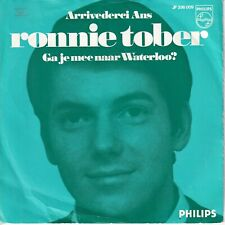 7inch RONNIE TOBER arrivederci ans HOLLAND 1969 EX-  (S3254)