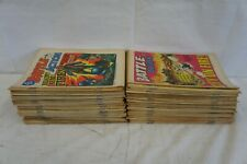 Battle Action Comics 1978 to 1979 Bundle Job Lot - Approx 120 Issues