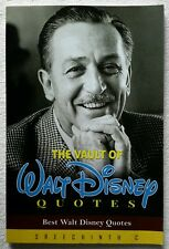 More details for the vault of walt disney quotes: best walt disney quotes by sreechinth c