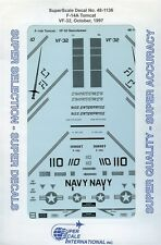 SuperScale Decals 1:48 F-14A Tomcat VF-32 October 1997 #48-1136